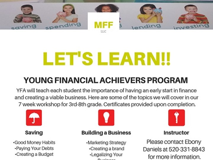 Young Financial Achievers 1st Workshop